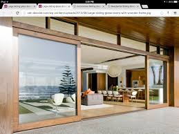 wood sliding patio doors. DreammmmmmmSliding Doors And Louvers At The Top. Exterior Sliding Glass DoorsWooden Wood Patio E