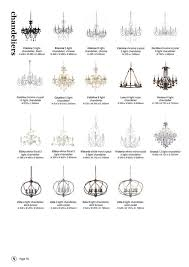 chandeliers etienne 5 light chandelier black h 440 x w 480 x d 480mm cortina