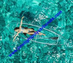 Transparent Canoe Kayak Clear Kayak Transparent Kayak Crystal Kayak Clear Canoe Crystal Canoe