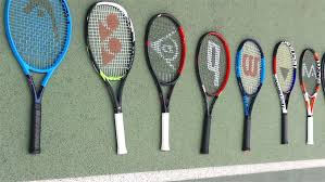 Measured in grams or just 'g' or sometimes in ounces or just 'oz'. Tennis Racket Specifications Explained