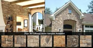 Z Faux Stone Exterior Siding Of Fake Ideas For Home