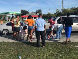 Grows Outside Black Of At Fort Crash Pierce Friday Scene Memorial wA0qIdPw