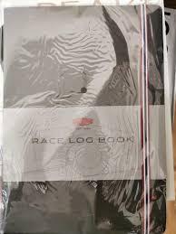 race log jaguar race log book carou10 books stationery