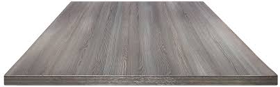 barn wood gray laminate table top with