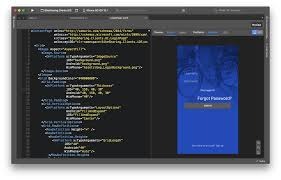 Xamarin Forms Designer Visual Studio Live Xaml Previewing With The Xamarin Forms Previewer