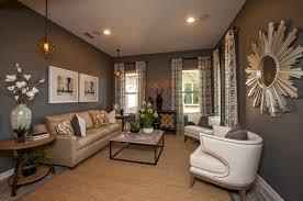 Contemporary Living Room by Phoenix General Contractors Meritage Homes