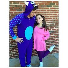 diy disney costumes beautiful sulley and boo of diy disney costumes beautiful sulley and boo