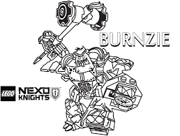 Small Picture Nexo Knights Coloring Pages To Print Coloring Coloring Pages