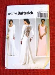 Simplicity Wedding Dress Patterns Mesmerizing Royal Wedding Bridesmaid Bridal Formal Gown Dress Sewing Pattern