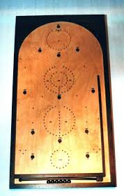 Wooden Board Games Plans Love This Bagatelle Board Game Downloadable Plan tips and 76