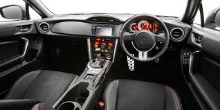 Toyota 86 :: Revised suspension, enhanced interior for updated ...