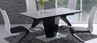 extendable dining table set: extending dining table and chairs dining tables furniture in