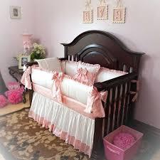 fairy crib bedding designer custom made white pink princess crib bedding set disney fairies crib bedding
