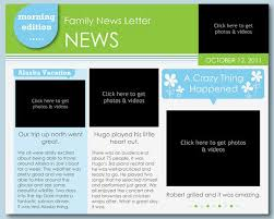 free newsletter templates for word free publication templates