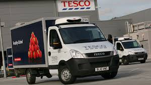 pictures of tesco van insurance