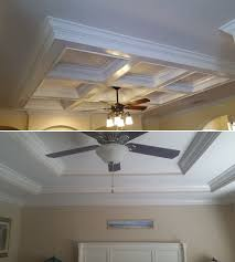 Affordable Tray Ceiling Molding Installation