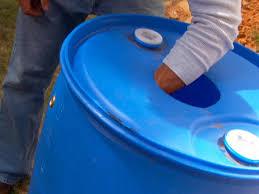 how to create a rain barrel