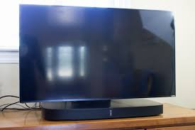 Kitchen Tvs Sonos Playbase Review It Sounds Better With Music Than Movies