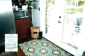 indoor outdoor entryway rugs front entry new door kitchen best ribbed carpet rubber backed entranc