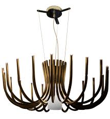 contardi lighting acam 001994 stardust polished black chrome small chandelier undefined