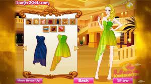 princess party games dress up games