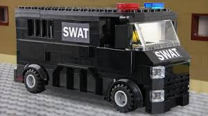 Lego <b>SWAT</b> - invisible Man Prison Break - YouTube