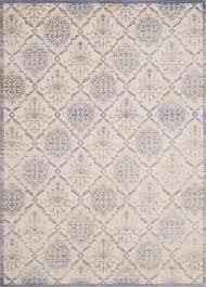 united weavers dais 1820 30260 elegant trellis light blue area rug carpetmart