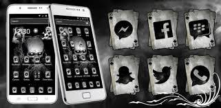Ace Black <b>Cool Skull</b> - Google Play 上的应用
