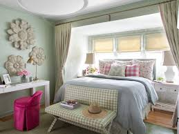 Bedroom Design Decorating Ideas Stunning 32 Bedroom Decorating Ideas For Teen Girls HGTV