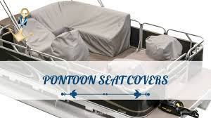 best pontoon boat seat covers to