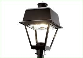 lighting ge outdoor area lighting fixture epst evolve led post top m luminaire outdoor lamp