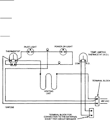 shunt trip wiring diagram for deep fat fryer wiring diagram wiring diagram of the mk 721 deep fat fryer