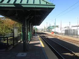 Branch Brook Park Light Rail Station Silver Lake Station Wikipedia