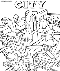 Small Picture City coloring pages Coloring pages to download and print