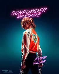 Gunpowder Milkshake Character Posters ...