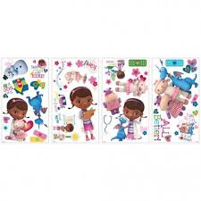 doc mcstuffins wall decals disney doc