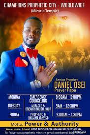 Prayer Papa Prophetic Ministry. - Posts | Facebook