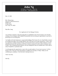How To Write A Cover Letter For Tax Job Granitestateartsmarket Com