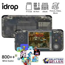 <b>Retro</b> Handheld Game Console 3 Inch Screen <b>800in1 Classic</b> ...