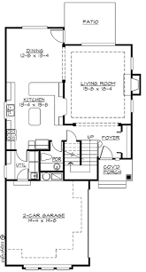 corner lot house plans. Narrow House Designs | Plan W2300JD: Northwest For Corner Lot Plans O