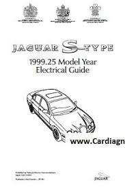 jaguar s type electrical system wiring diagram pdf