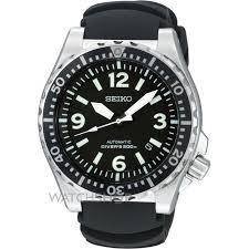 "men s seiko diver automatic watch srp043k2 watch shop comâ""¢ mens seiko diver automatic watch srp043k2"