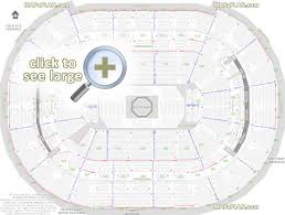 Verizon Center Seating Chart Capitals Washington Dc Verizon Center Seat Numbers Detailed Seating