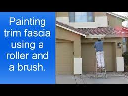 painting exterior trim. how to paint exterior house trim fascia. painting h