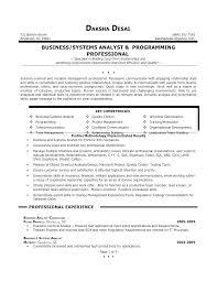 Business Analyst Resume Samples Sample Cv Example Uk Thekindlecrew Com