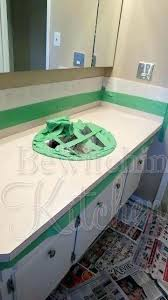 changing bathroom countertop color replace removing a tutorial on that only cost me it s com