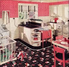 retro kitchen furniture