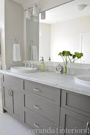 Gray Bathroom Vanities