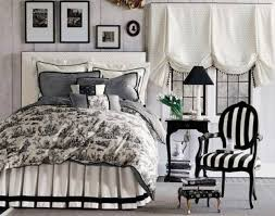 Black And White Teenage Bedroom Black And White Room Decor Decorating Ideas