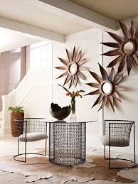 Home decor furniture phillips collection Info Phillips Collection Lotus Mirror Coconut Palm Chamcha Wood Shari Saiki Design Studio Phillips Collection Lotus Mirror Coconut Palm Chamcha Wood Pf